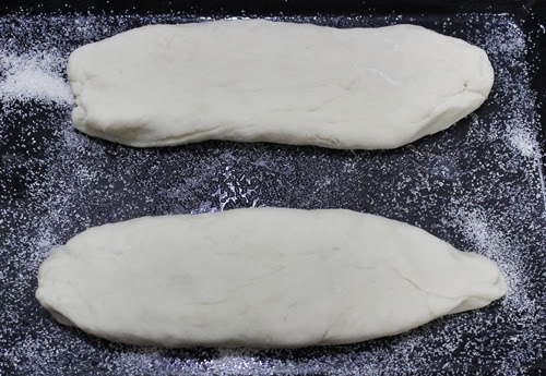 Hoagie Roll Recipe | Soft Italian Bread for Submarine Sandwich/Hot Dog