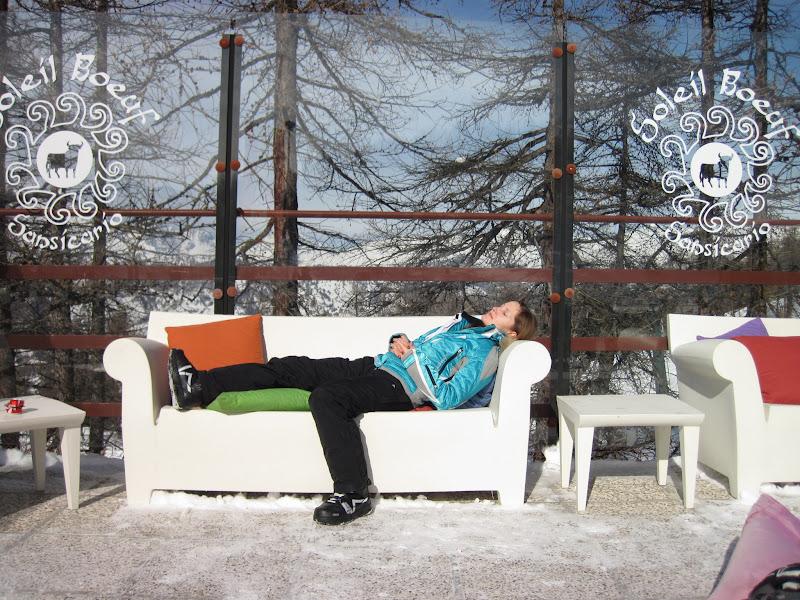 Италия-2012, отдых, путешествия, сноуборд