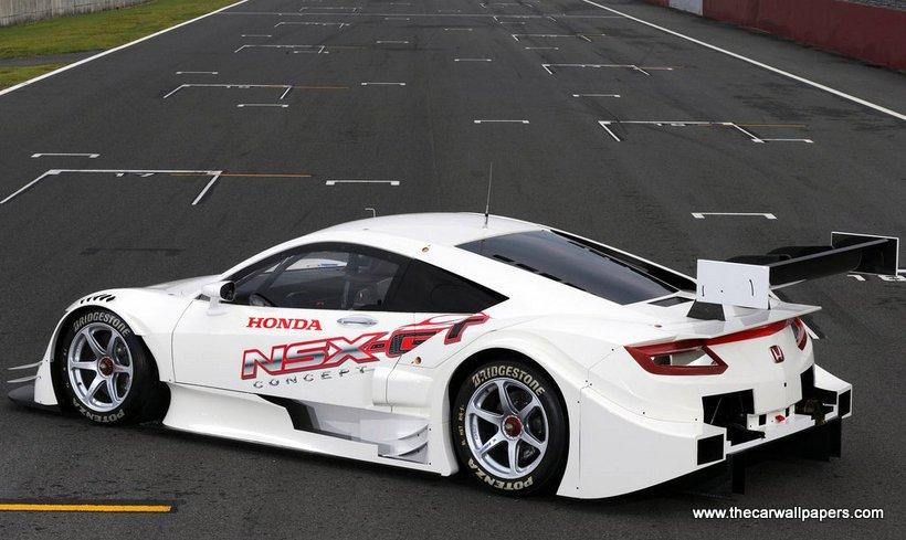 Honda NSX-GT Concept 2013