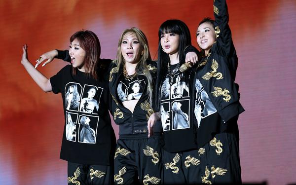 CL, Park Bom, Dara không hề biết trước về ý định rời nhóm của Minzy