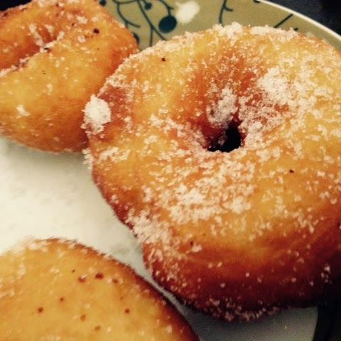 Resepi Donut Asli Paling Mudah, Guna Tangan Je   Hadiah ...