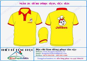 Đồng phục Jollibee