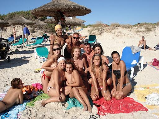 свинг пляж фото