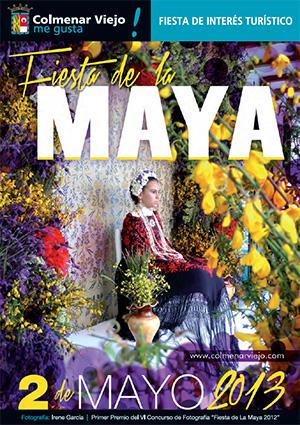 Fiesta de La Maya 2013 en Colmenar Viejo, jueves 2 de mayo