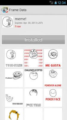 *把你的世界漫畫化!:Otaku Camera 宅相機 (Android App) 6