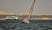 Sailing Seattle's Puget Sound