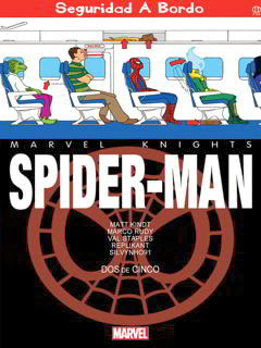 Marvel Knights: Spider-Man #2 español