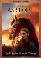 war horse, movie, dvd, blu-ray, box art, image, cover