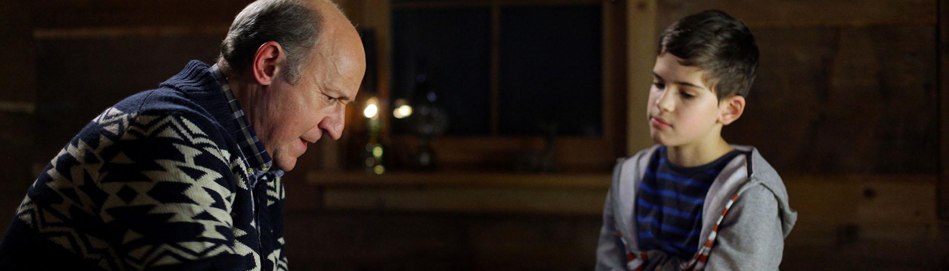 Baner filmu 'Karol, Który Został Świętym'