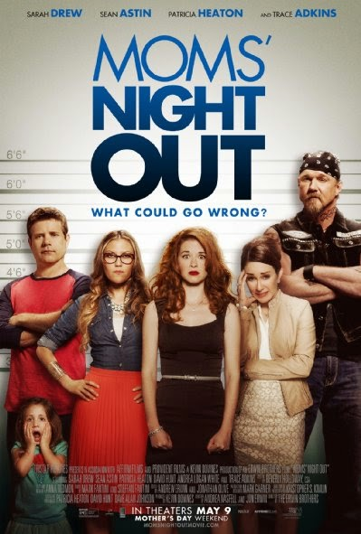 Poster Of English Movie Moms' Night Out (2014) Free Download Full New Hollywood Movie Watch Online At Alldownloads4u.Com