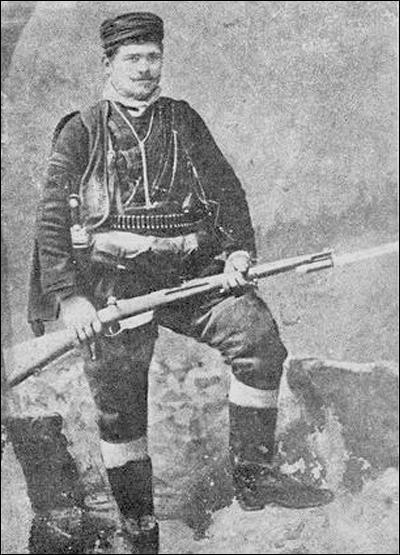 Атанас Шабанов - Тешовалијата