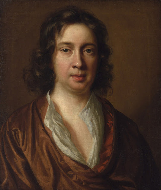 Mary Beale - Portrait of the artist's husband, Charles Beale