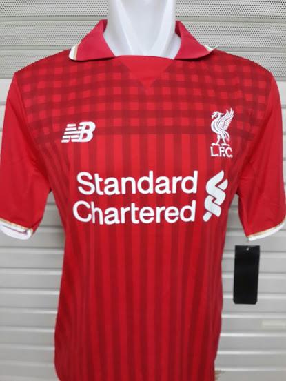 Jual Jersey Liverpool Home 2015-2016
