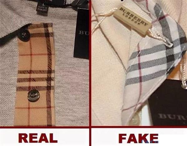 Bí quyết phân biệt áo sơ mi nam hàng hiệu Burberry thật và giả đơn giản nhất