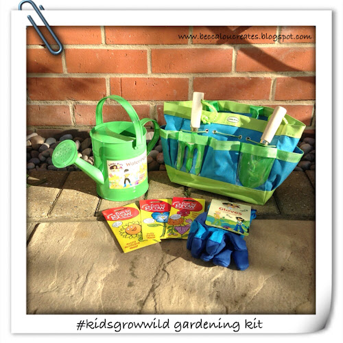 #kidsgrowwild kit