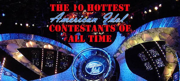 The 10 hottest American Idol contestants of all time:celebrities,Best,fun girls,cleavage0