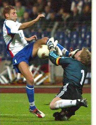 homens no futebol