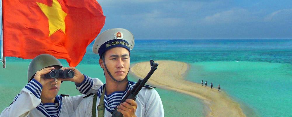 Chùm thơ ca ngợi người Lính Hải Đảo và tình yêu lãng mạn của Lính