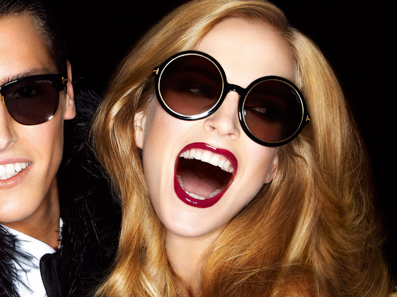 Tom Ford Eyewear Spring summer 2012 campaign