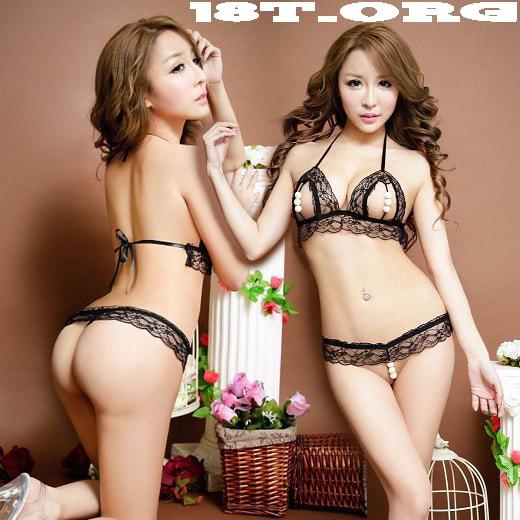 bo-do-lot-ren-mong-co-chuoi-hat-sexy