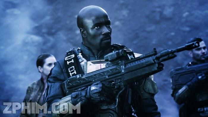 Ảnh trong phim Cuộc Chiến Ngoài Hành Tinh - Halo: Nightfall 2