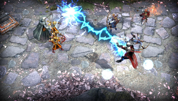 MOBA Guardians of Middle-Earth có mặt trên PC 4
