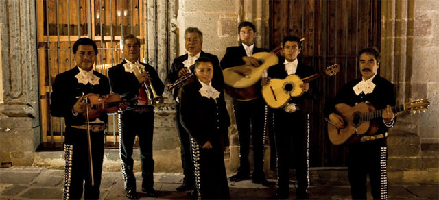 Origen de la palabra mariachi