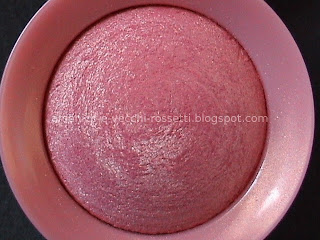 Bourjois fard Rose d'Or