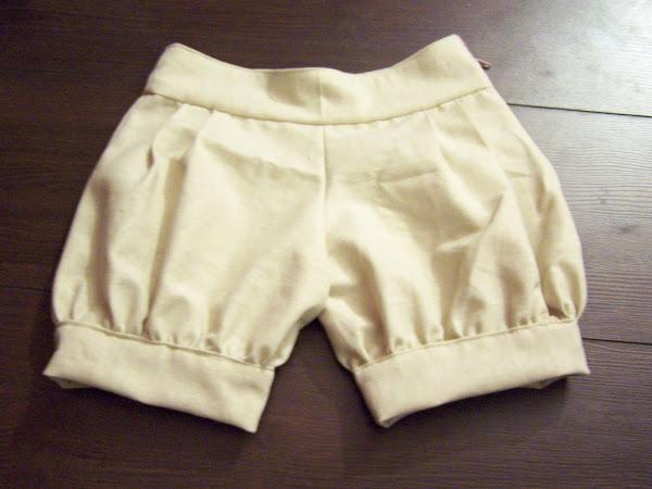 La saison des shorts...