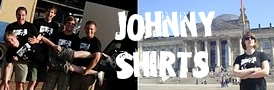 Johnny Deluxe Shirts