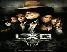 مشاهدة فيلم The League of Extraordinary Gentlemen