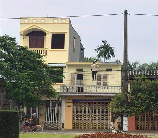 Thợ sơn bả nhà tầng tại Hải Phòng, thợ giỏi thi công nhanh, liên hệ mr Duy 0936 708 399 để được tư vấn cụ thể