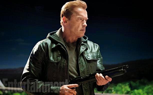 Terminator: Genisys Schwarzenegger