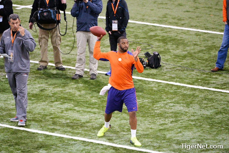Clemson Pro Day Photos - 2014, Football, Practice, Pro Day