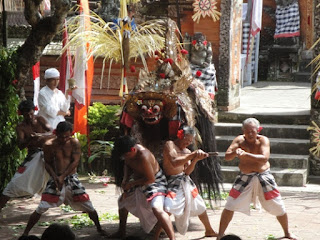 Batubulan Bali Barong and Keris Dance