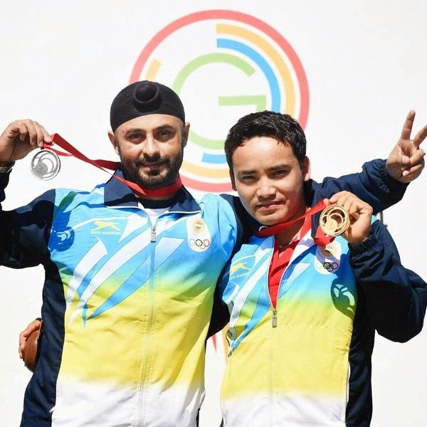 Armyman Rai won the gold in style setting a Finals Games Record (FGR) collecting a total of 194.1 points. Earlier, Rai also broke the Commonwealth Games record in the qualifiers where he again topped, amassing 562 points, a sizeable 15 points ahead of Englishman Kristian Callaghan in second.