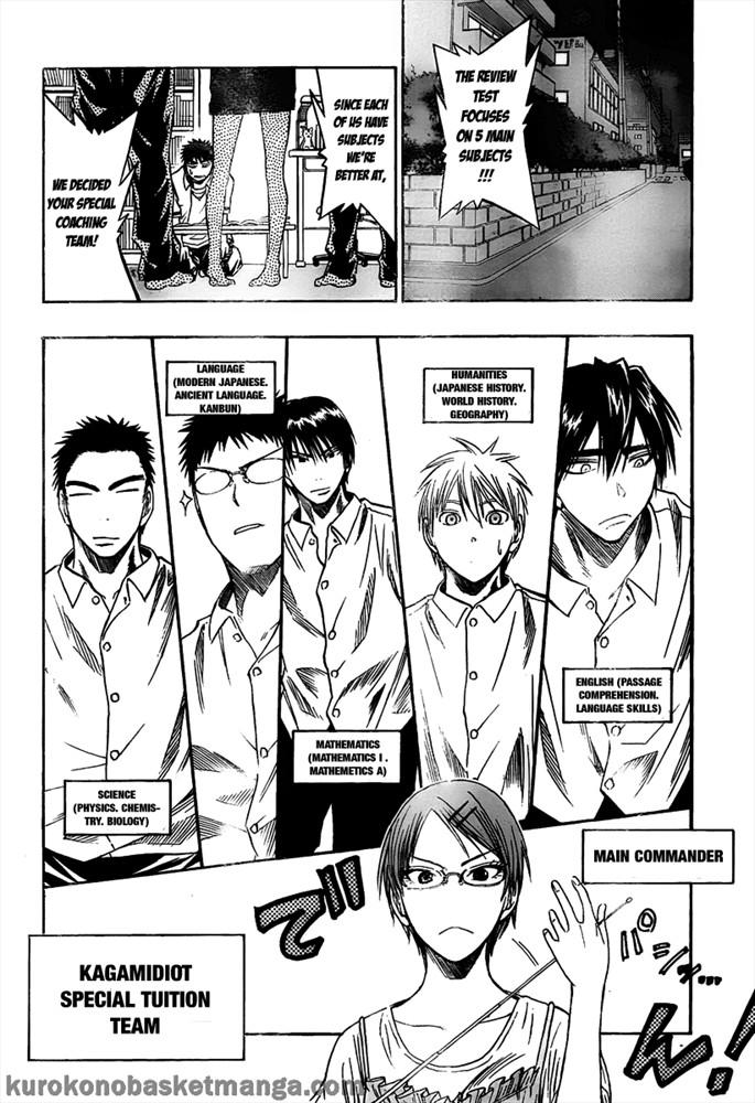 Kuroko no Basket Manga Chapter 37 - Image 12