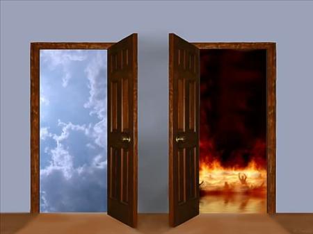 Zemi svētajiem, Debesis grēciniekiem