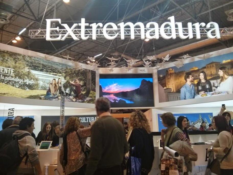 Stand Extremadura