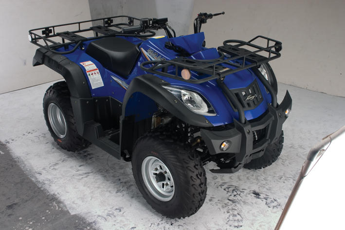 250cc Jianshe Yamaha JS250 Shaft Drive Automatic Farm Quad Bike ATV Blue for Sale
