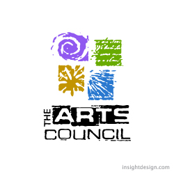 The Arts Council Wichita logo design