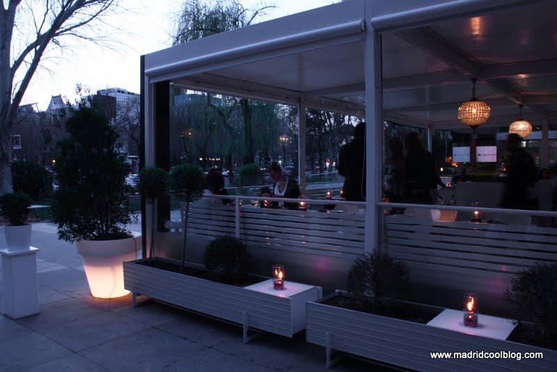 MADRID COOL BLOG lateral castellana tapas cañas terraza fuencarral velazquez cool gente guapa