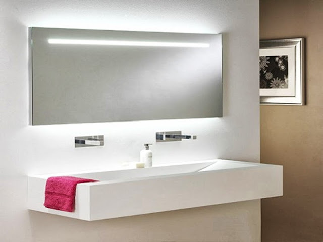 bathroom and vanity lighting