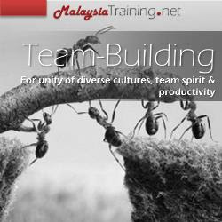 Team-building: Bringing out the Best in You: Effective Personal Development for Employees - MalaysiaTraining.net, Malaysia Training Courses