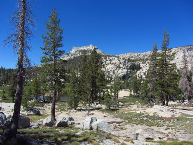 upper Cathedral Lakes