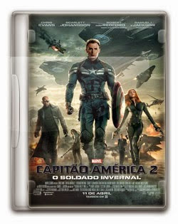 Capitão América 2: O Soldado Invernal – BDRip AVI + RMVB Legendado