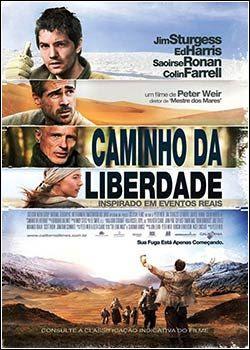 Download - Caminho da Liberdade - DVDRip AVI Dual Áudio