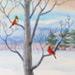 The Little Tree in Winter