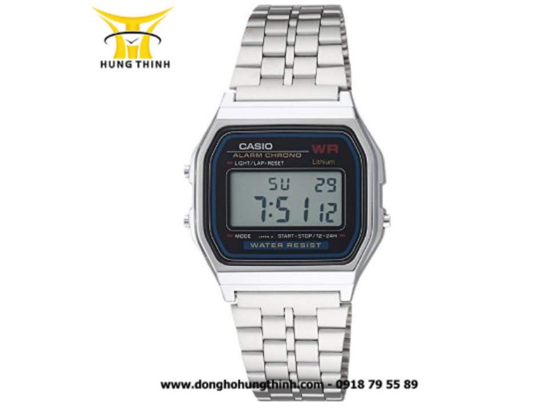 Một chiếc đồng hồ Casio dây kim loại đã quá nổi tiếng trong giới đồng hồ, được rất nhiều người chọn lựa