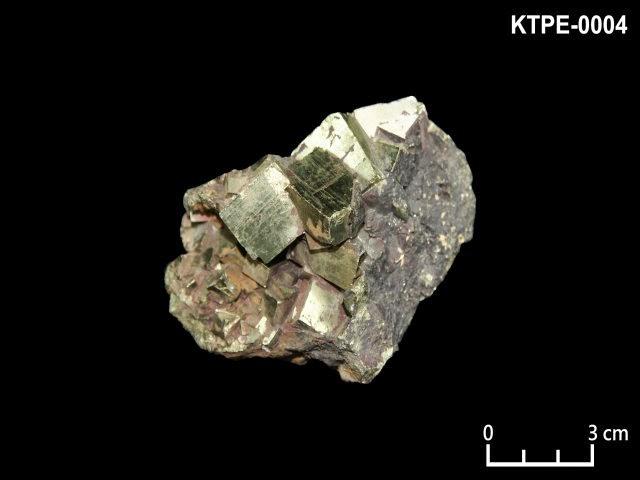 KTPE-0004 黃鐵礦